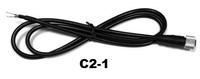 Кабель для термосопротивлений С2-1